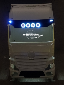 Actros Sonnenblende Angeleyes Style Version I